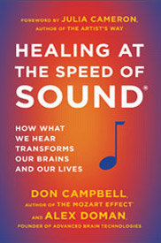 Healing at the Speed of Sound by Don Campbell & Alex Doman